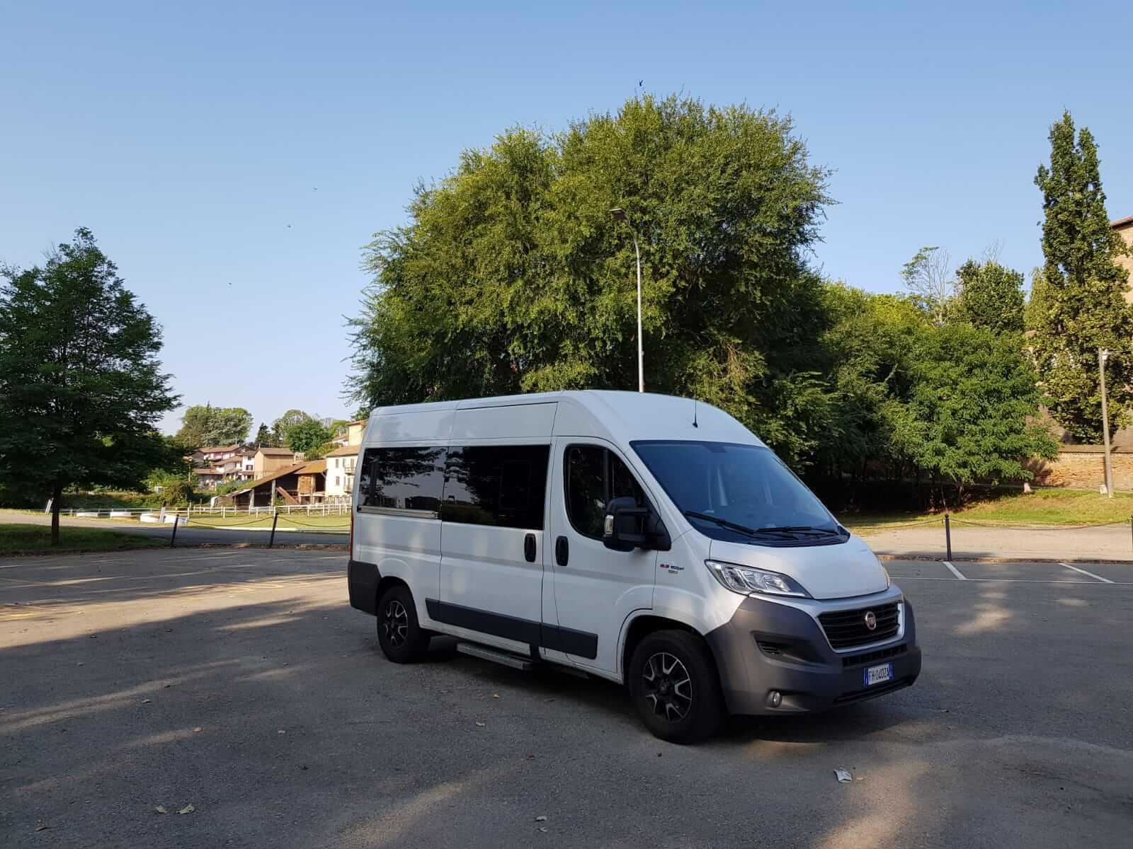 Aviosi Bus - Nolleggio minibus Alessandria