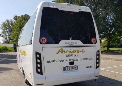Aviosibus - Bus Alessandria - Trasporti Alessandria - Iveco IndCar 2019 (2)